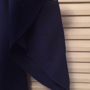 Laundry By Shelli Segal Dresses - Laundry by Shelli Segal retro Navy dress